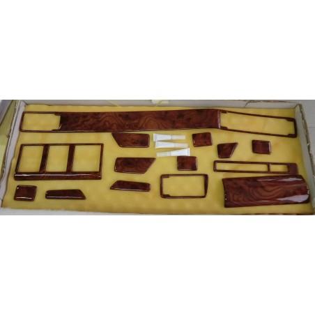 CRUSCOTTO IN LEGNO ALFA 155 CON ARIA CONDIZIONATA
