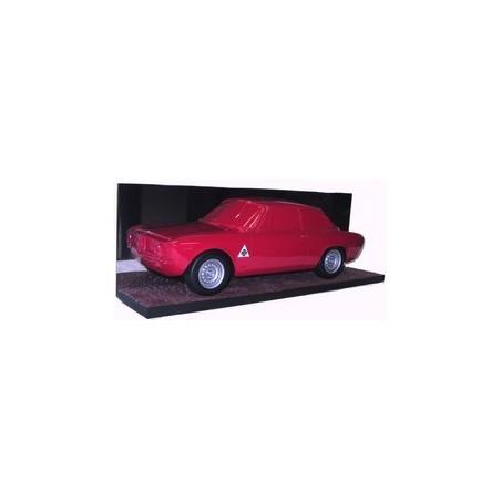 GIULIA SPRINT GTA 1600 ROSSA