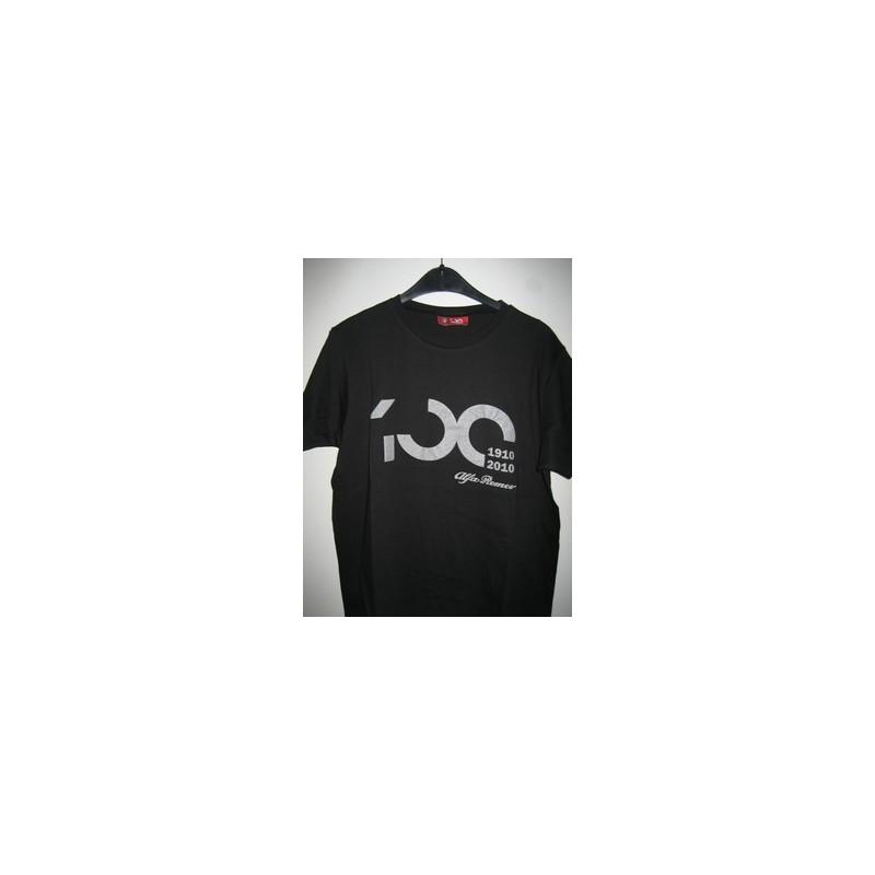ALFA ROMEO Centenario 1910-2010 Camiseta Agentata