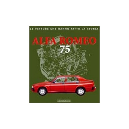 LIVRE ALFA ROMEO 75