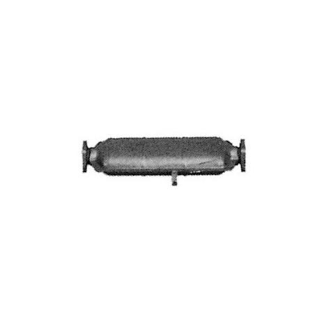 TUBO SCARICO FIAT 124 2.0