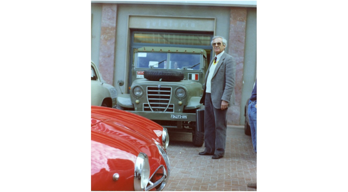BEHIND THE SCENES OF ALFA ROMEO THE KEY ROLE OF PEOPLE OUT OF THE SPOTLIGHT BRUNO BONINI